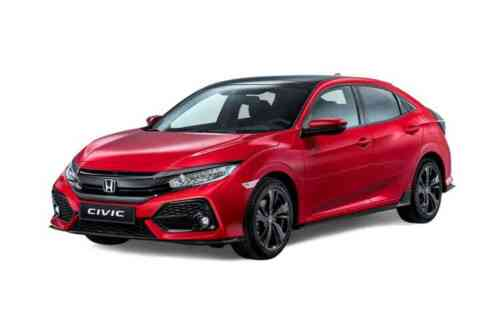 Honda Civic 5 Door T Vtec Se 1.0 Petrol