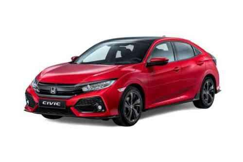 Honda Civic 5 Door T Vtec Sr Cvt 1.0 Petrol