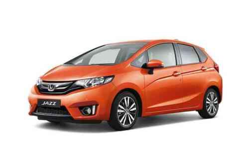 Honda Jazz 5 Door Hatch  I-vtec Sport Navi Cvt 1.5 Petrol