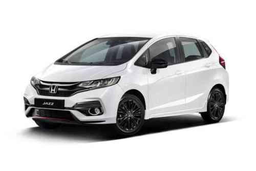 Honda Jazz 5 Door Hatch  I-vtec S Cvt 1.3 Petrol