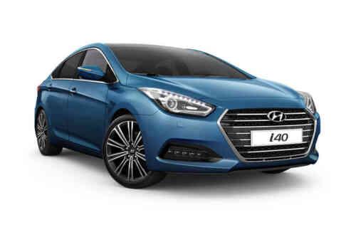 Hyundai I40 Saloon  Crdi Se Nav Dct 1.6 Diesel
