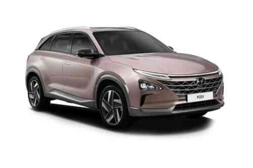 Hyundai Nexo 5 Door Hydrogen Fuel Cell Premium Se Cvt  Hydrogen