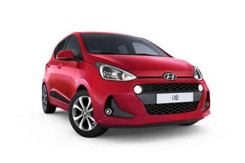 Hyundai I10 5 Door Hatch  Mpi Premium Se 1.2 Petrol