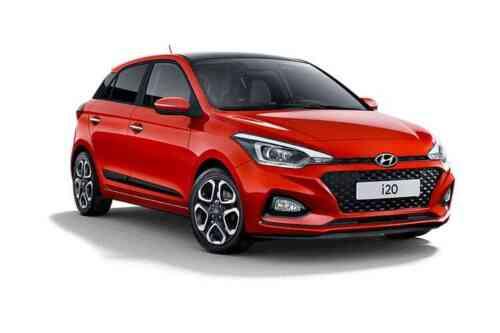 Hyundai I20 5 Door Hatch  Premium Se Nav 1.2 Petrol