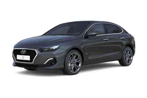Hyundai I30 5 Door Fastback  T-gdi Premium 1.0 Petrol