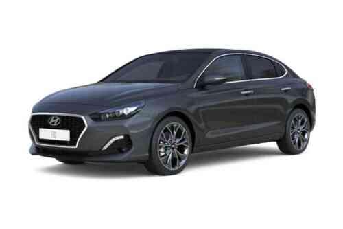 Hyundai I30 5 Door Fastback  T-gdi Se Nav 1.0 Petrol