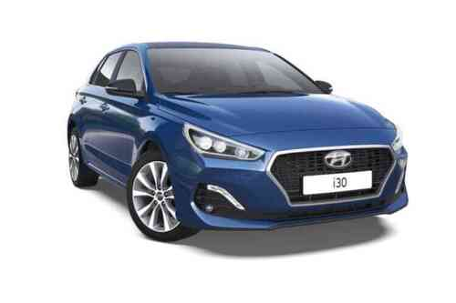 Hyundai I30 5 Door Hatch  Crdi Premium Se 1.6 Diesel