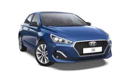 Hyundai I30 5 Door Hatch  T-gdi Se Nav Dct 1.4 Petrol