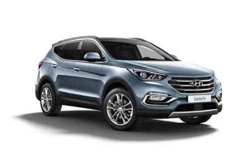 Hyundai Santa Fe 7seat  Crdi Se Auto 2wd 2.2 Diesel