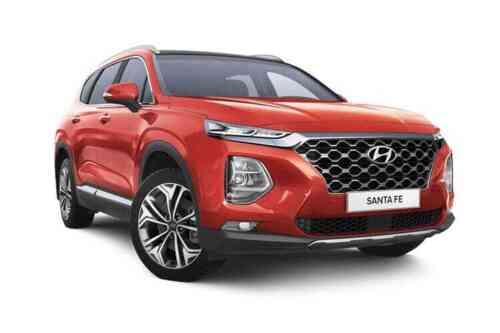 Hyundai Santa Fe 7seat  Crdi Premium 4drive 2.2 Diesel