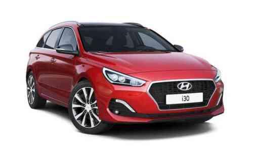 Hyundai I30 Tourer  T-gdi Premium 1.4 Petrol