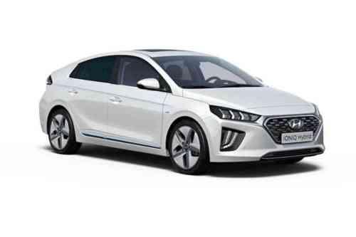 Hyundai Ioniq Hatch  Gdi Hybrid Premium Se Dct 1.6 Hybrid Petrol