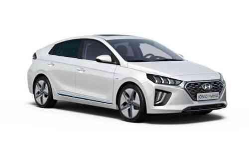 Hyundai Ioniq Hatch  Gdi Hybrid Se Connect Dct 1.6 Hybrid Petrol