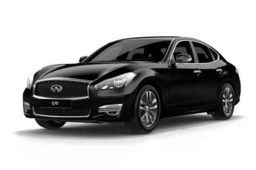 Infiniti Q70 4 Door Saloon  V6 Hybrid Premium Tech Auto 3.5 Hybrid Petrol