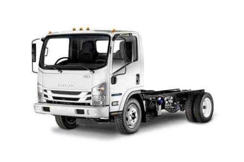Isuzu N35 Grafter  Twin Rear Wheel Chassis Cab 3.0 Diesel
