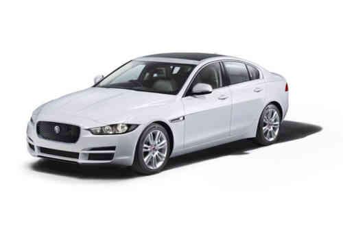 Jaguar Xe Saloon I Se Auto 2.0 Petrol