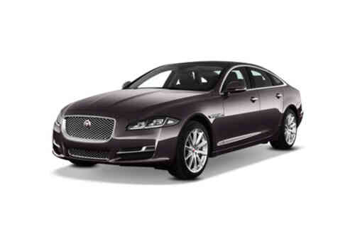 Jaguar Xj 4 Door Saloon D Luxury Lwb Auto 3.0 Diesel