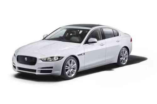 Jaguar Xe Saloon I Ingenium Portfolio Auto Awd 2.0 Petrol