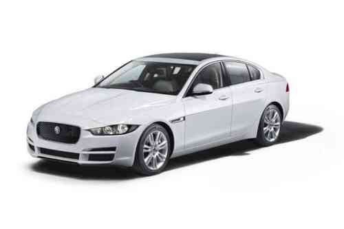 Jaguar Xe Saloon I Se Auto Awd 2.0 Petrol