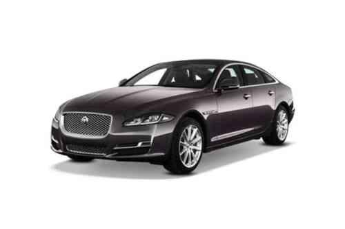 Jaguar Xj 4 Door Saloon Lwb D Xj Auto 3.0 Diesel