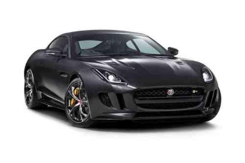 Jaguar F-type Coupe  V6 Supercharged R-dynamic 3.0 Petrol