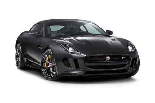 Jaguar F-type Coupe  I4 Chequered Flag Auto 2.0 Petrol