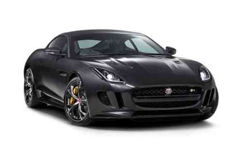 Jaguar F-type Coupe  V6 Supercharged Chequered Flag Auto 3.0 Petrol