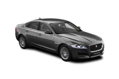 Jaguar Xf Saloon I Chequered Flag Auto 2.0 Petrol