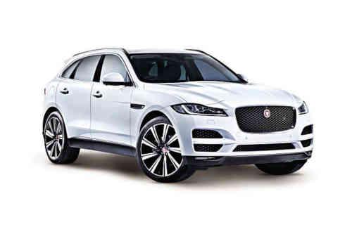 Jaguar F-pace Crossover D Portfolio 2.0 Diesel