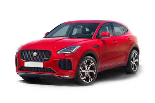 Jaguar E-pace D I4 R-dynamic Fwd 2.0 Diesel