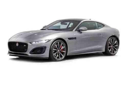 Jaguar F-type Coupe  V8 Supercharged R-dynamic Auto 5.0 Petrol