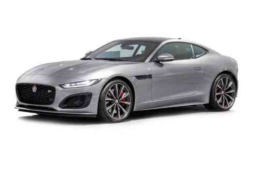 Jaguar F-type Coupe  V8 Supercharged R-dynamic Auto 5.0 Petrol
