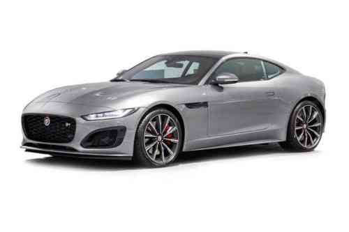 Jaguar F-type Coupe  V8 Supercharged R-dyn Auto Awd 5.0 Petrol