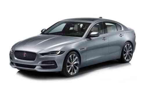 Jaguar Xe Saloon I R-dynamic Black Auto 2.0 Petrol