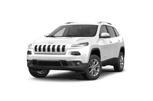 Jeep Cherokee  Crd Active Drive I Longitude Plus Auto 4x4 2.2 Diesel