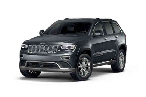 Jeep Grand Cherokee Crd Limited Plus Auto 4x4 3.0 Diesel
