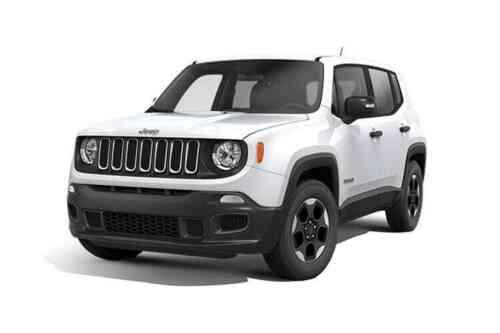 Jeep Renegade  Multijet Low Limited Auto 4drive 2.0 Diesel