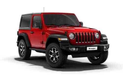 Jeep Wrangler 2 Door  Gme Sport 2.0 Petrol