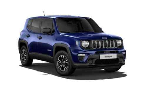 Jeep Renegade  T4 Gse Nighteagle Ddct 1.3 Petrol