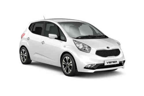 Kia Venga 5 Door Hatch  1 Isg 5speed 1.4 Petrol