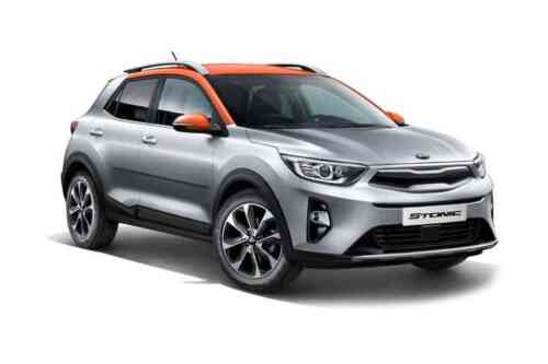 Kia Stonic  Crdi 6speed First Edition Isg 1.6 Diesel