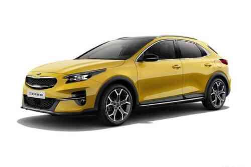 Kia Xceed 5 Door Hatch  T-gdi 3 Dct Isg 1.4 Petrol