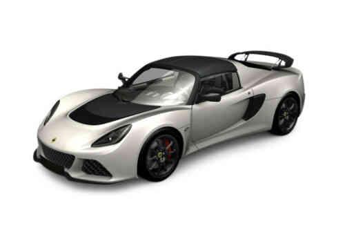Lotus Exige 2 Door Coupe  Sport 3.5 Petrol