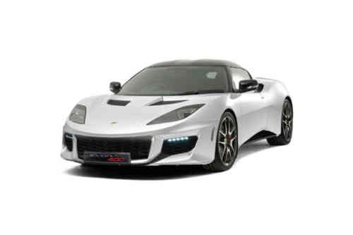Lotus Evora Coupe  Vvti Gt Sport 2+0 3.5 Petrol
