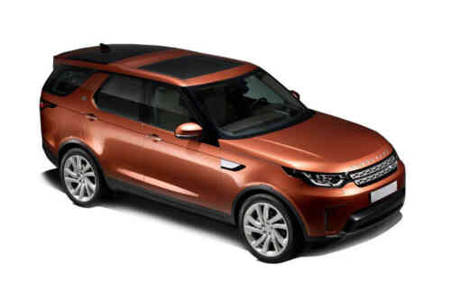 Land Rover Discovery 5 Door  Si6 Supercharged Se Auto 3.0 Petrol