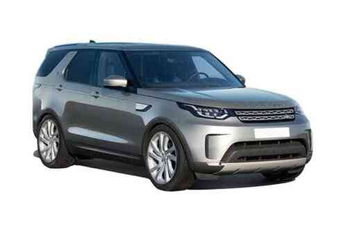 Land Rover Discovery Cmmrcl  Sd4 Hse Auto 4drive 2.0 Diesel