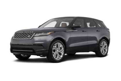 Range Rover Velar 5 Door  P R-dynamic S Auto 2.0 Petrol