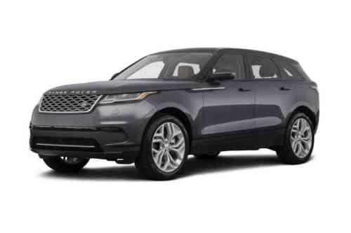 Range Rover Velar 5 Door  P Auto 2.0 Petrol