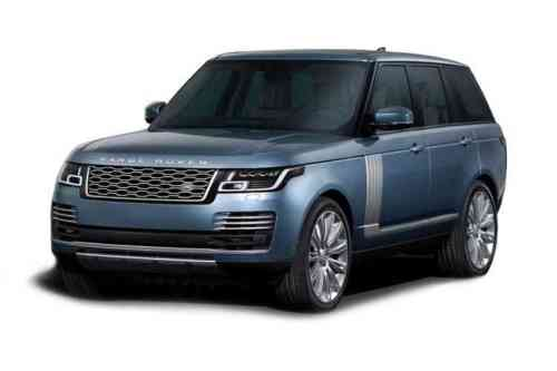 Range Rover V8 Supercharged P Autobiography Auto 5.0 Petrol