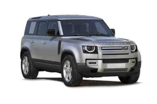 Land Rover Defender 110  Sd4 D Auto 6seat 2.0 Diesel